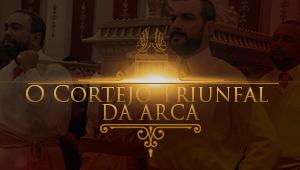 O cortejo triunfal da arca