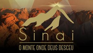 Sinai, o monte onde Deus desceu