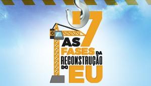 7 fases da reconstrução do eu