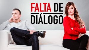 Falta de diálogo