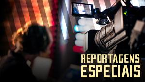 Reportagens especiais